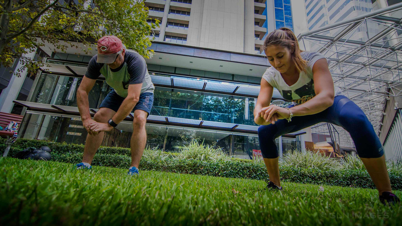 Fitness-Slider-Squats