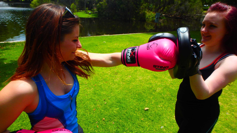 Boxing-Straight